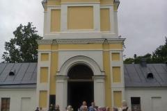 6 - У монастыря